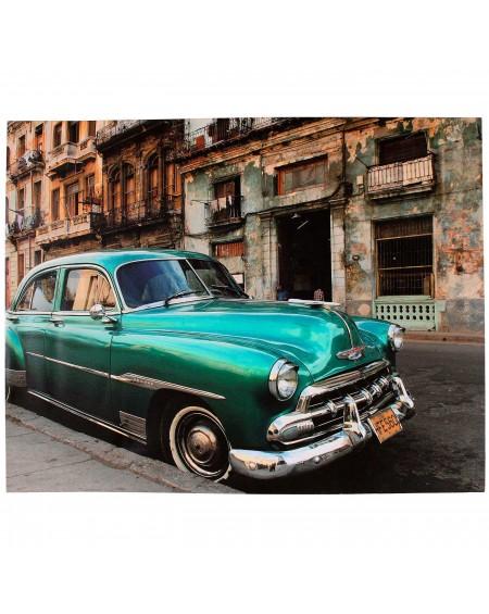 CUADRO CUBA CAR 110X140