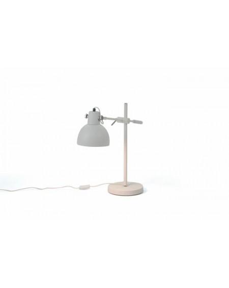LAMPARA SOBREMESA ORIENTABLE NEW YORK 52CM BL