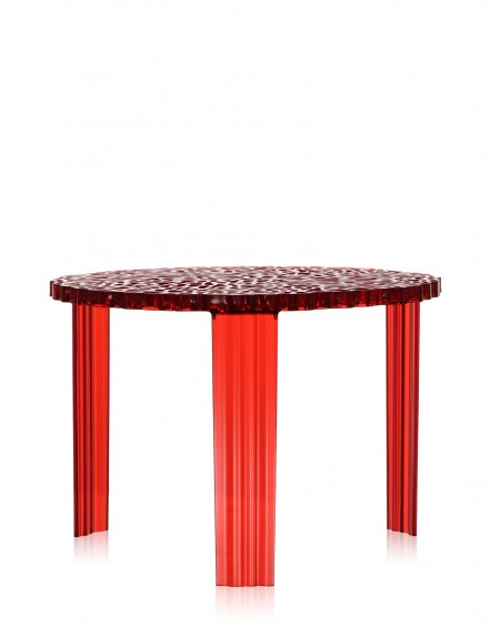 MESITA T-TABLE 50DX36H ROJO