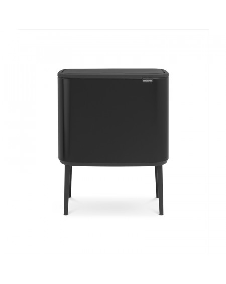 CUBO BO TOUCH 3X11L NEGRO MATE