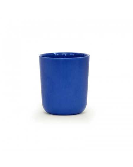 VASO BIOBU GUSTO ROYAL BLUE 35CL