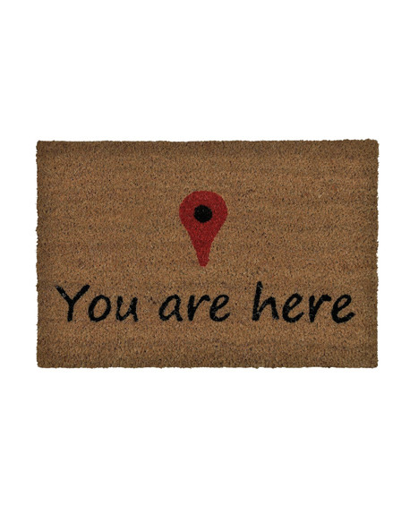 """FELPUDO """"YOU ARE HERE"""""""