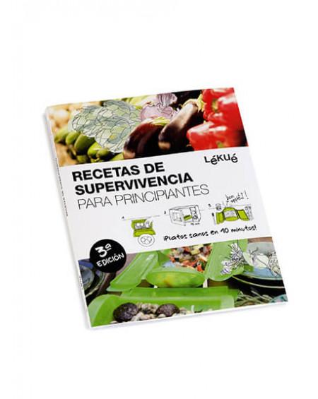 LIBRO RECETAS DE SUPERVIVENCIA PARA PRINCIPIANTES