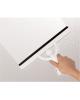 LIMPIACRISTALES BUDDY SQUEEGEE WHITE