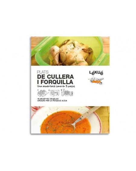 LIBRO PLATS DE CULLERA I FORQUILLA