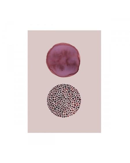 Lámina Paper Rosa 70x50 cm.