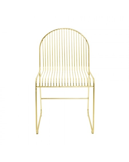 SILLA FRIEND DINING ORO