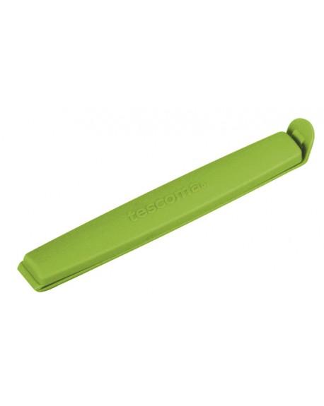 Juego clips cierrabolsas 12cm
