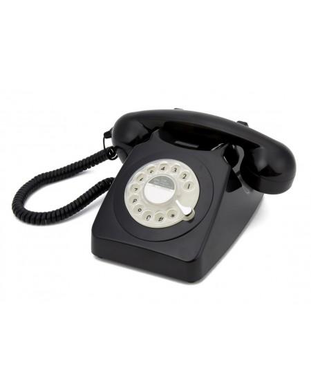 TELÉFONO GPO 746 NEGRO
