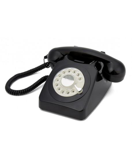 TELEFONO GPO 746 NEGRO