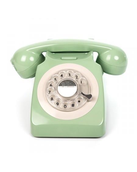 TELÉFONO GPO 746 VERDE MENTA