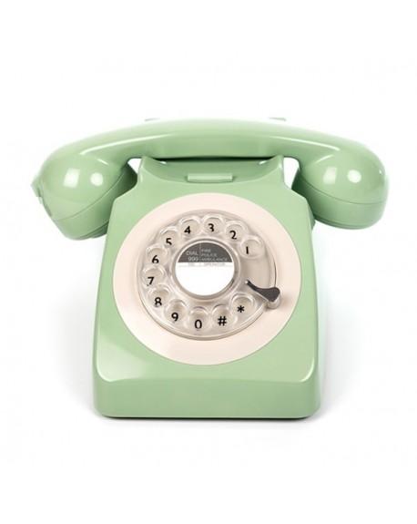 TELEFONO GPO 746 VERDE MENTA