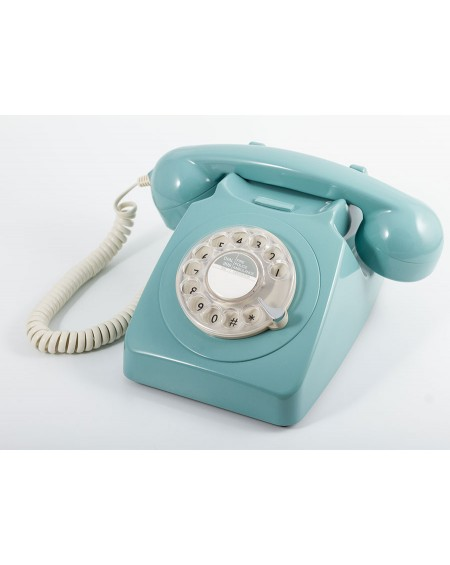 TELÉFONO GPO 746 AZUL