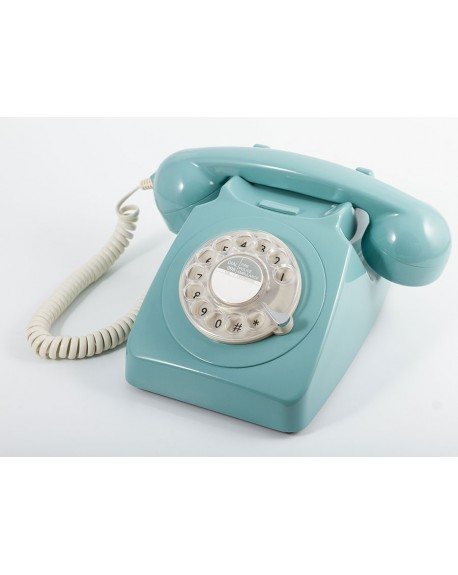 TELEFONO GPO 746 AZUL