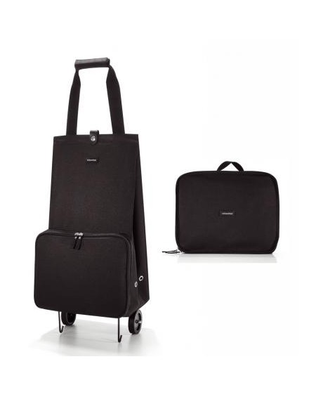 CARRO TROLLEY NEGRO FOLDABLE