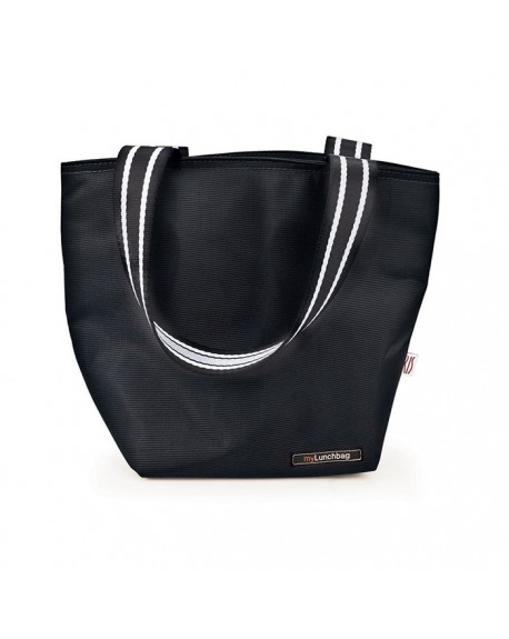 LUNCHBAG TOTE NEGRO