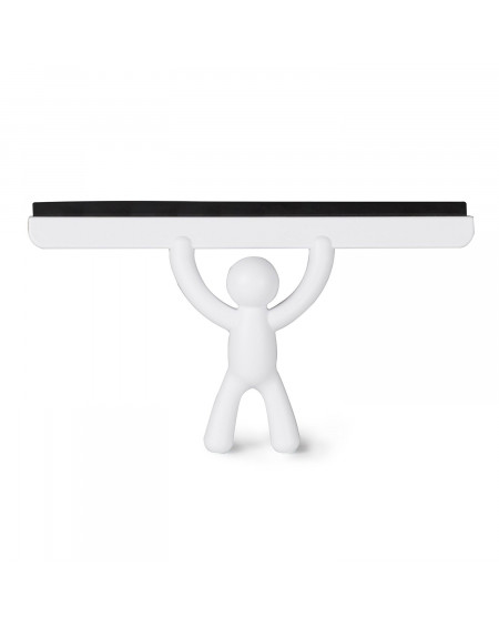 LIMPIACRISTALES BUDDY SQUEEGEE BLANCO