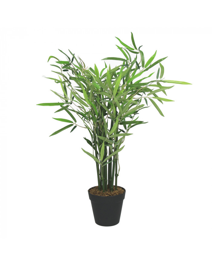 Planta artificial bamb m - Bambu artificial ...