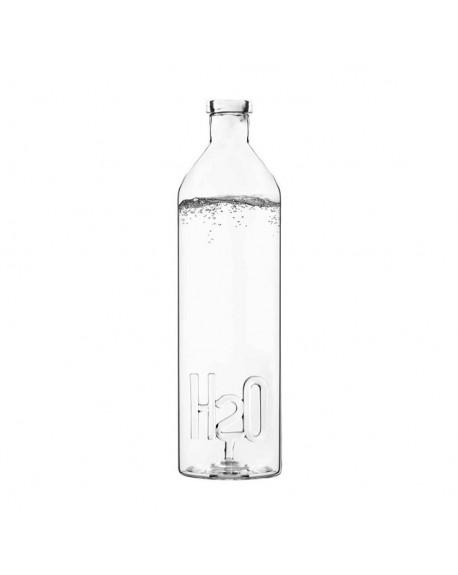 BOTELLA H2O VIDRIO