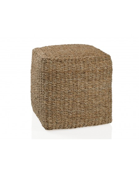 PUF CUBE NATURE 40X40X40