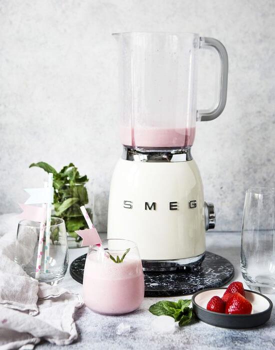 Pequeños electrodomésticos de la marca SMEG